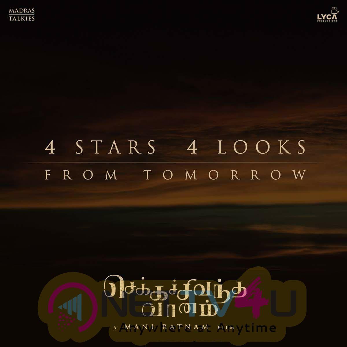 Chekka Chivantha Vaanam Movie Poster  Tamil Gallery
