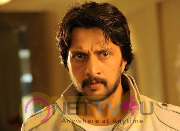Actor Sudeep Good Looking Images