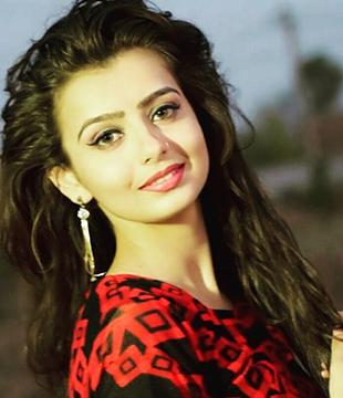 Chahat Pandey Hindi Actress
