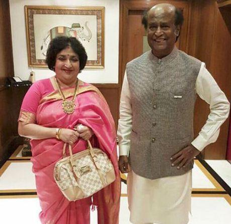 Latha Rajinikanth's Statement About Superstar Rajini's Political Entry! Tamil News