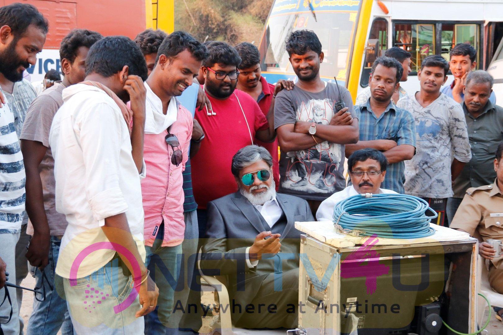 12-12-1950 Tamil Movie Working Stills