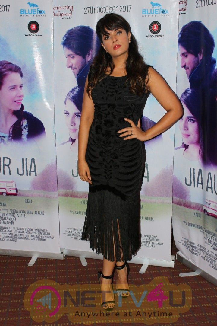 Kalki Koechlin, Richa Chadda & Arslan Goni Interview For Film Jia Aur Jia Photos