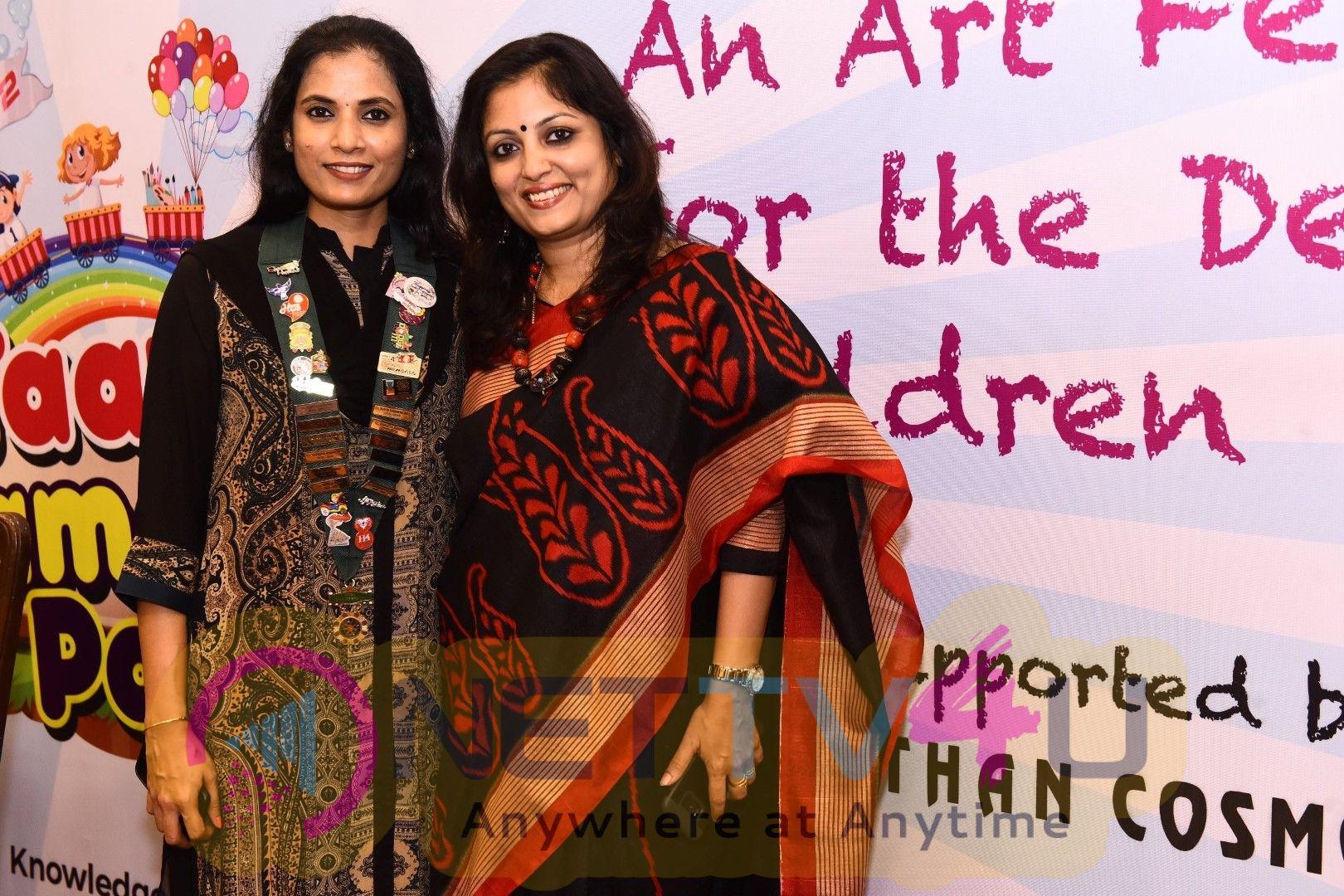 Actors Sibiraj, Shakthi & Thadi Balaji Attended Taare Zameen Par Pics