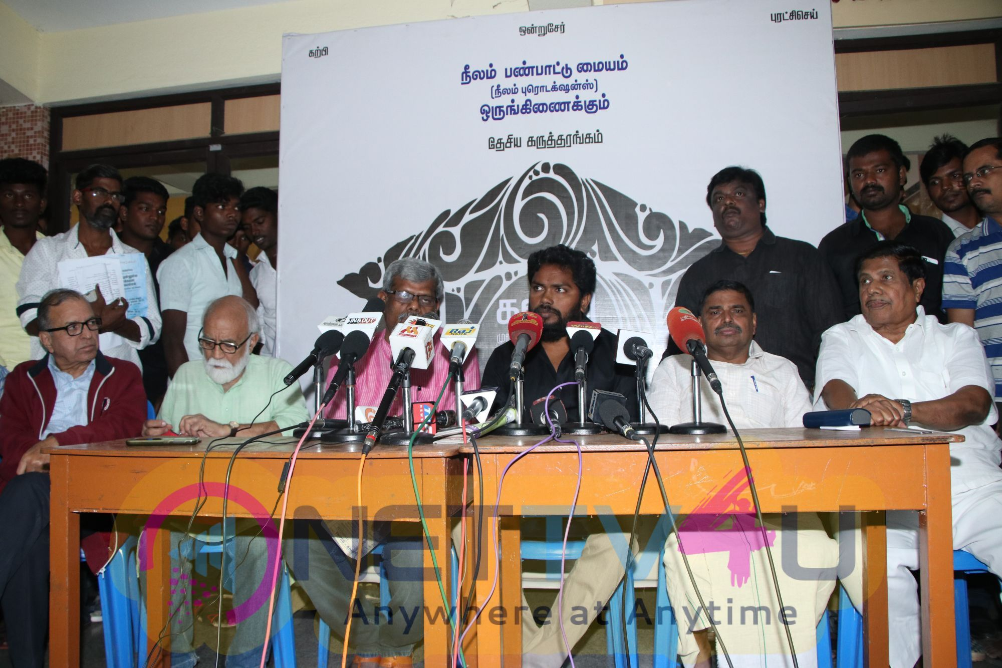 Director Pa. Ranjith Press Meet Photos