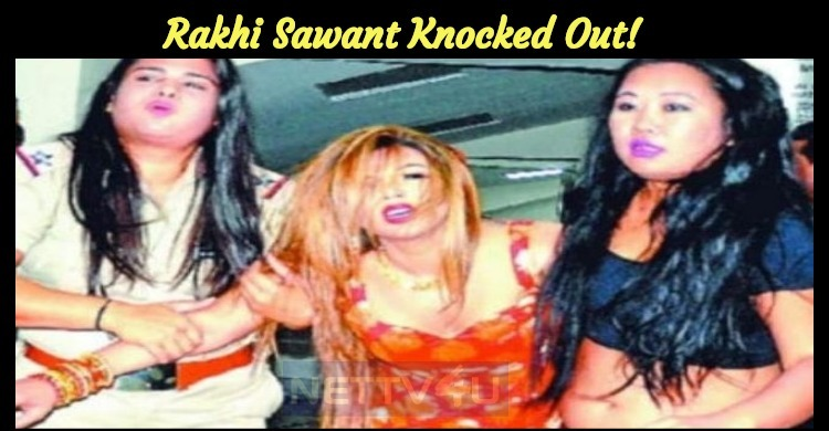 Rakhi Sawant Knocked Out! Admitted To Hospital!..
