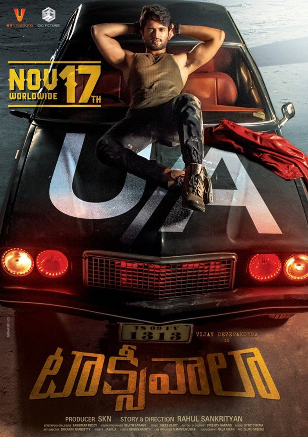 Taxiwala Movie Review Telugu Movie Review