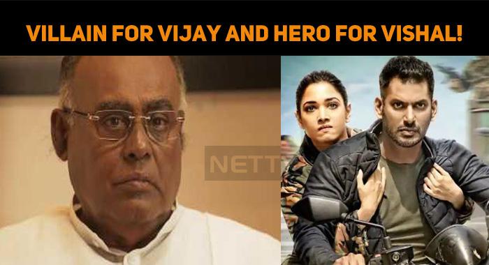 Villain For Vijay And Hero For Vishal!