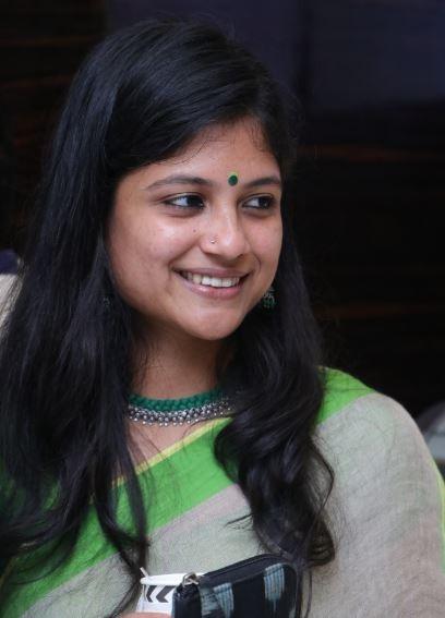 Aditi Balan Tamil Actress