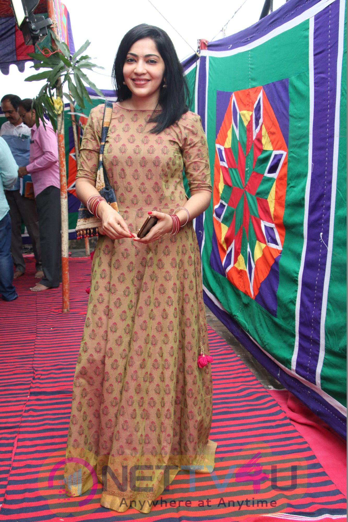Katteri Movie Pooja Stills  Tamil Gallery