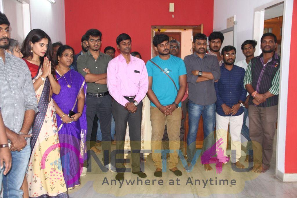 Pugazhendhi Ennum Naan Movie Pooja Pics