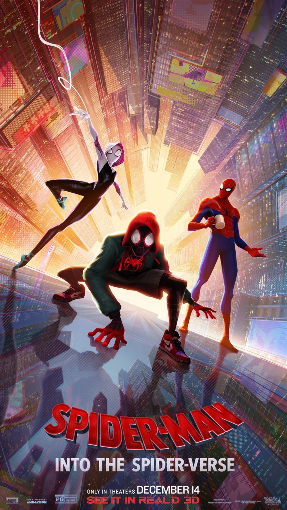 Spider-Man: Into The Spider-Verse Movie Review English Movie Review