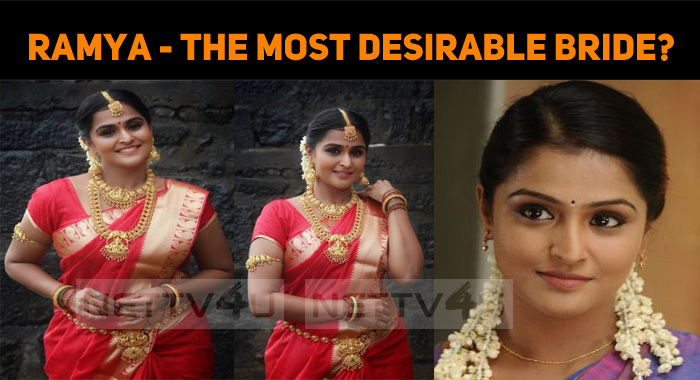 Ramya Nambeesan – The Most Desirable Bride?