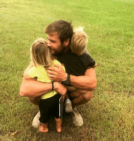 Chris Hemsworth's Big Move