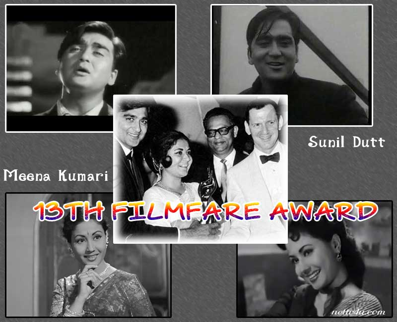 13th Filmfare Awards