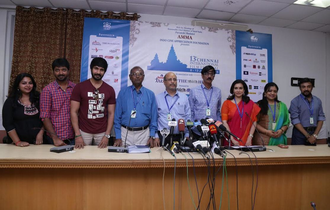 13th Chennai International Film Festival To Be Held In January 2016!