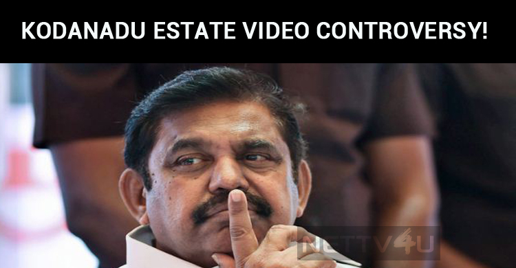 Former Tehelka Editor's Kodanadu Estate Video Created A Huge Controversy!