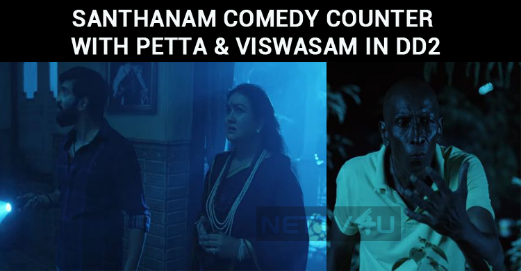 Santhanam Unplugged: Comedy Counter With Petta And Viswasam In DD2
