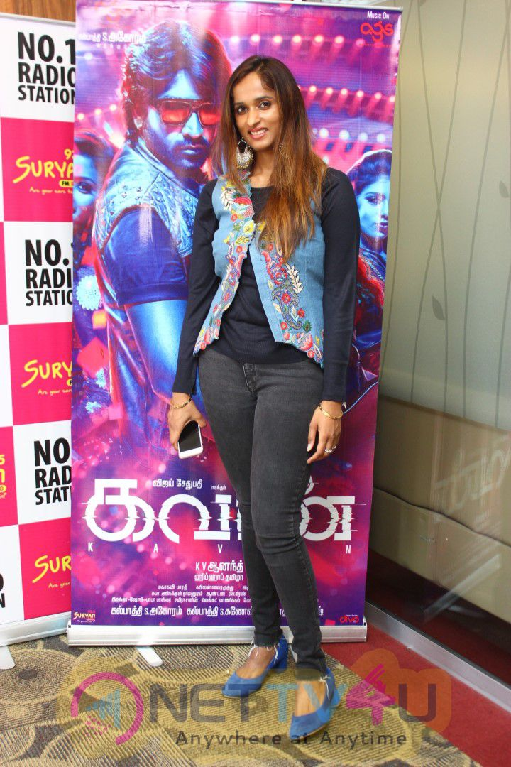 Kavan Movie Audio Launch Grand Stills Tamil Gallery