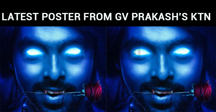 Latest Poster From GV Prakash Movie!