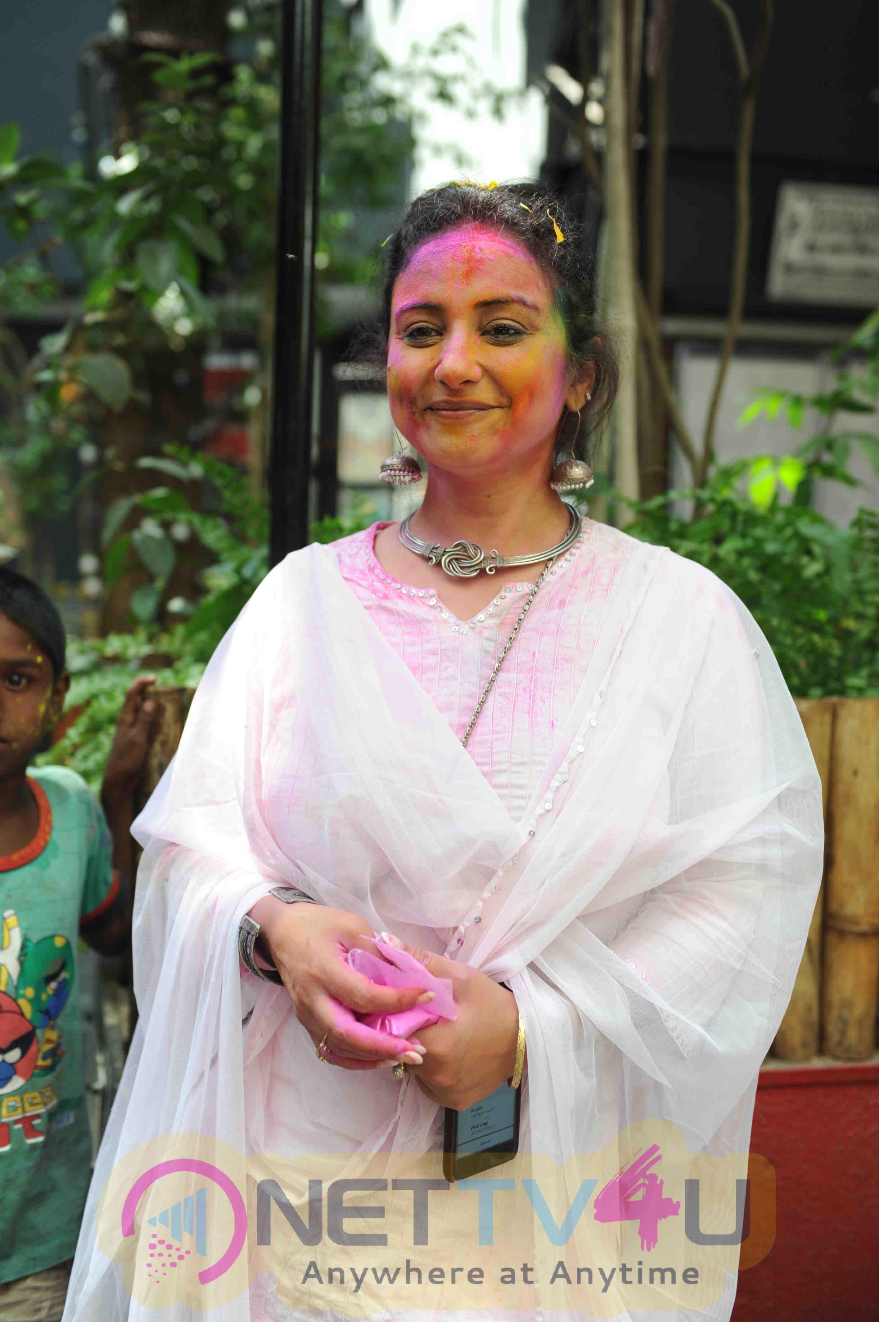 Bollywood Celebrities Holi 2017 Celebrations Photos