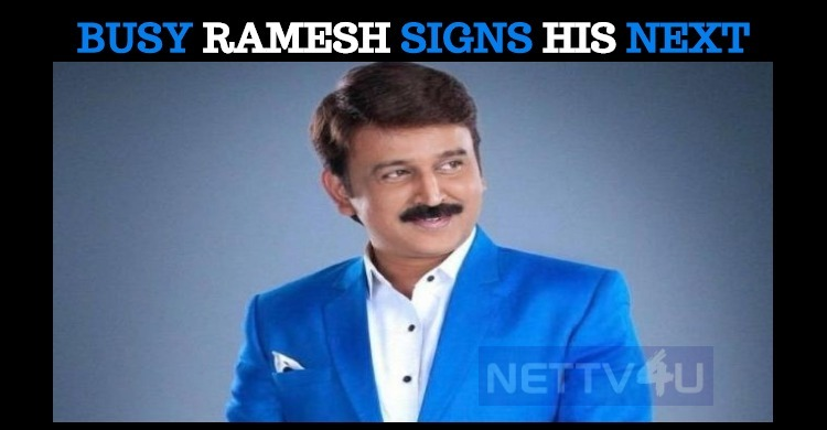 Ramesh Aravind To Join Imran Sardhariya!