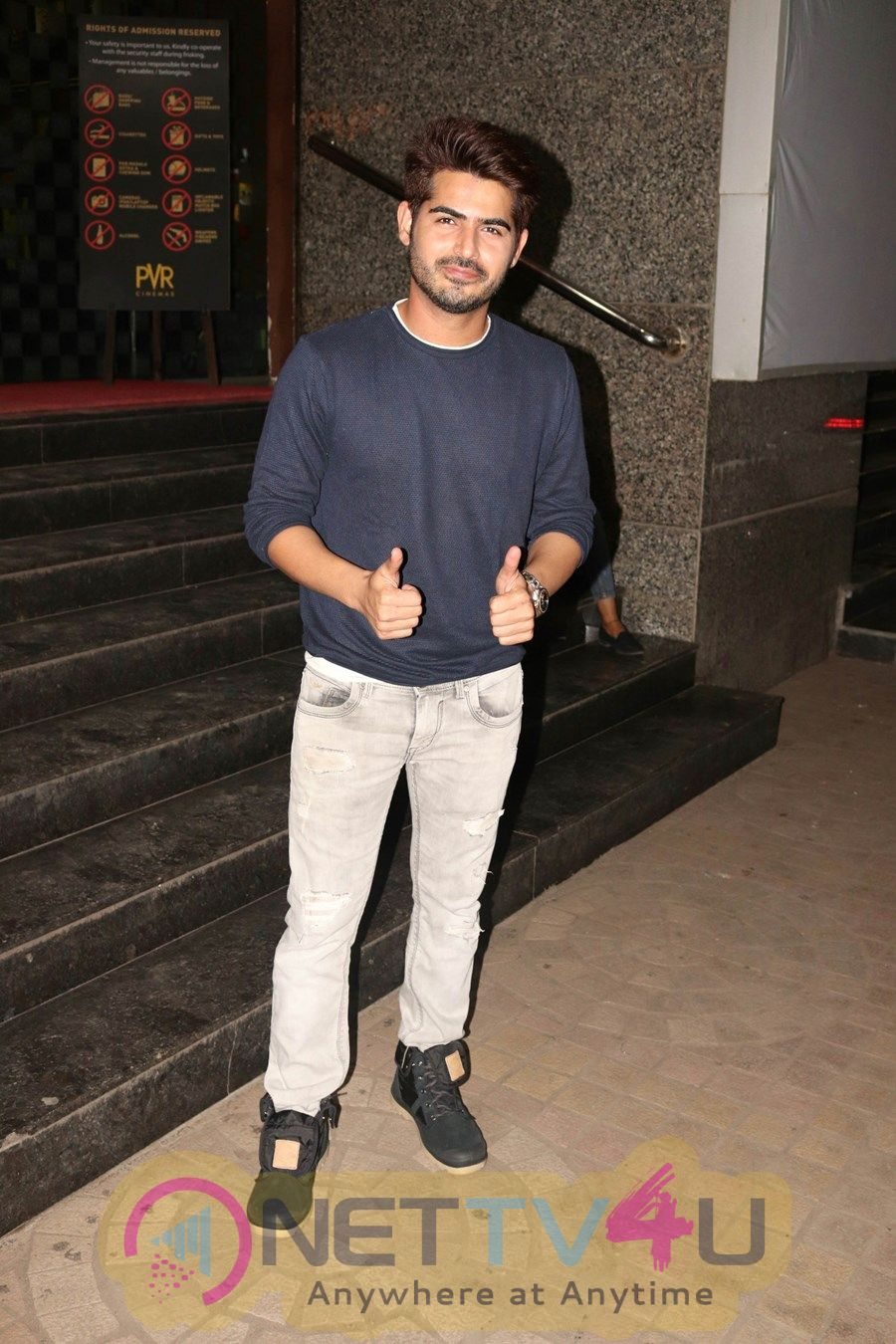 Special Screening Of Film Dil Junglee Hosted By Saqib Saleem Images
