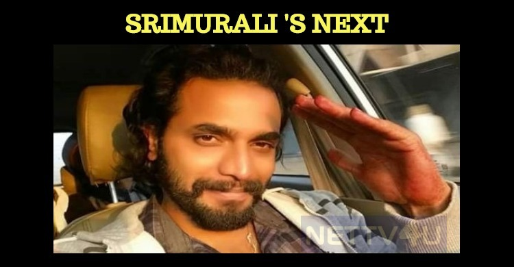 Srimurali Signs His Next!