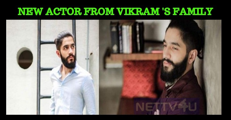 Yet Another Actor From Vikram's Compound!