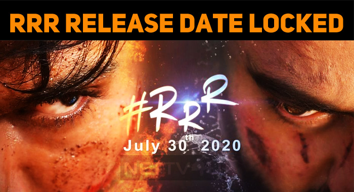 RRR To Release In Ten Indian Languages! Release Date Locked!