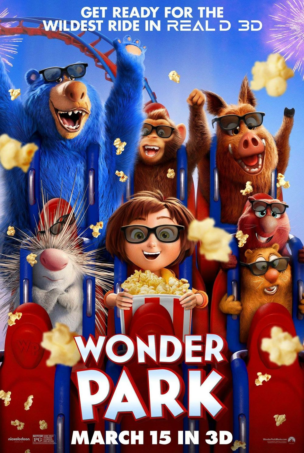 Wonder Park Movie Review English Movie Review