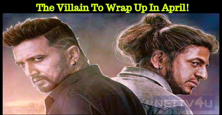 The Villain To Wrap Up In April!