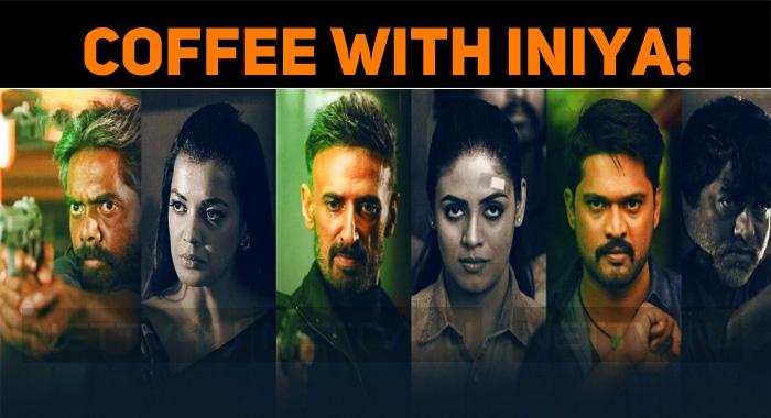 Coffee With Iniya!
