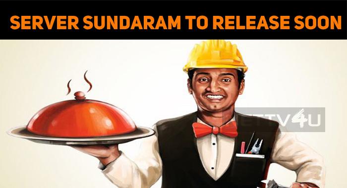 Santhanam's Server Sundaram To Release Soon!