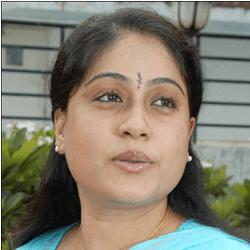 Dark side of Telugu movie actress Rajani life storyVijayashanthi Kids