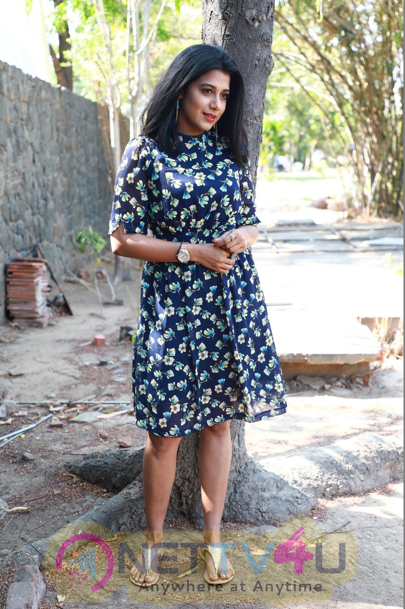 Actress Shilpa Manjunath Lovely Pics