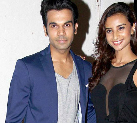 Rajkummar Rao Pairs Up With Patralekhaa For Upc..