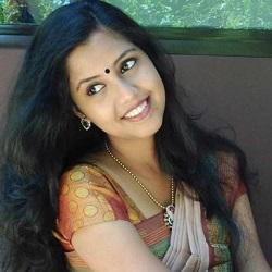 VJ Anjana Tamil Actress