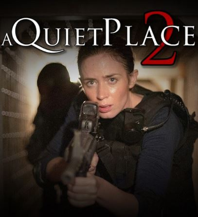A Quiet Place 2 Movie Review English Movie Review