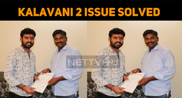 Kalavani 2 Problem Gets Solved!