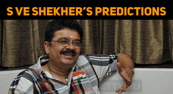S Ve Sheker's Prediction About Kamal!