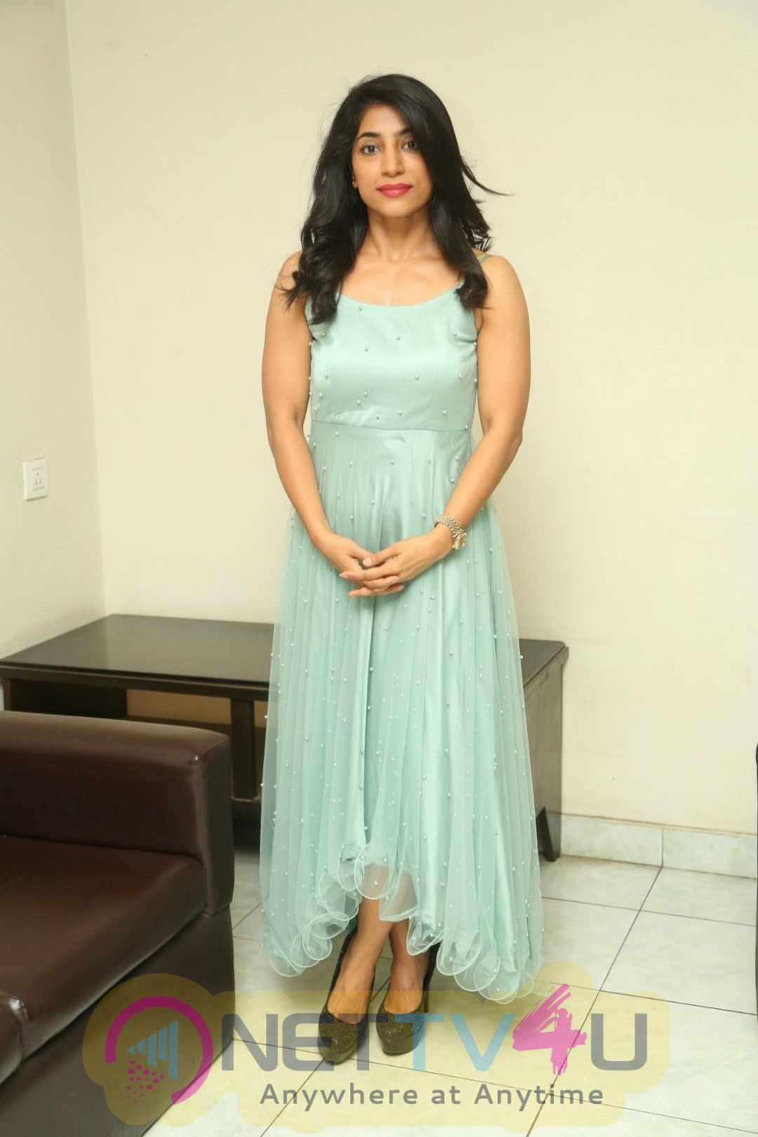 Actress Swapna Rao U Movie Press Meet Images