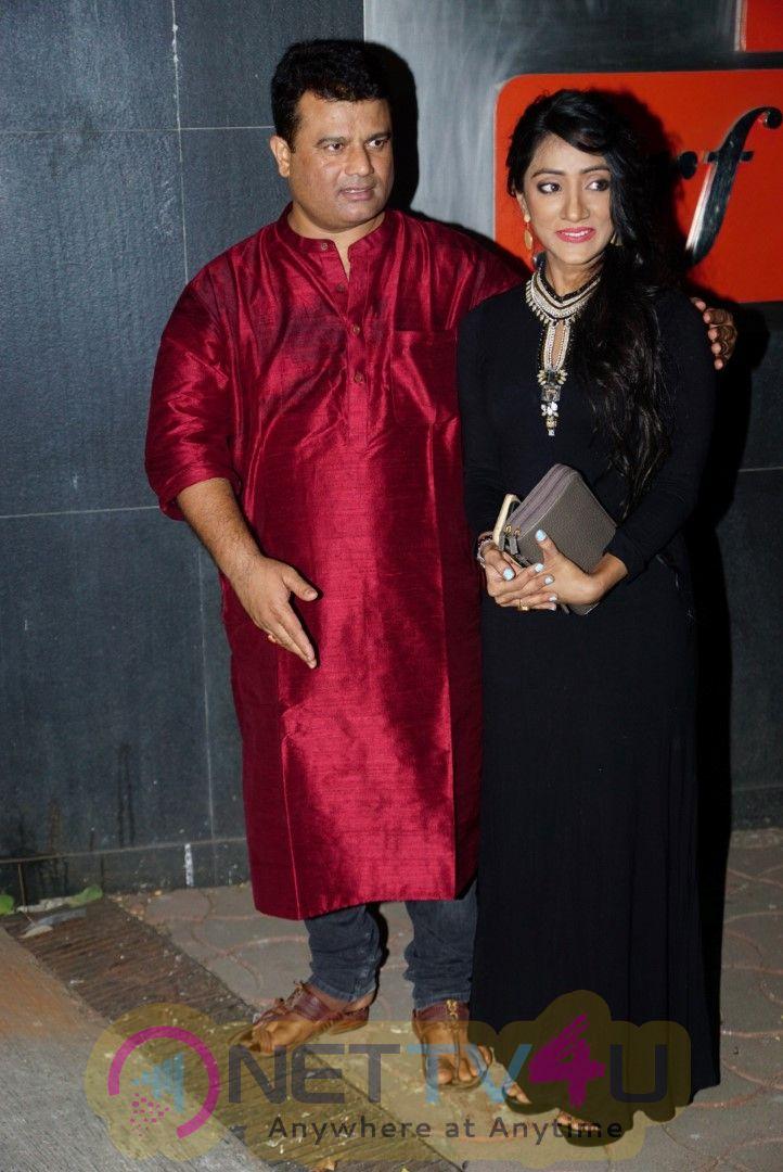 Screening Of Prakash Bhardwaj's Upcoming Film Colour Of Life At Yashraj Studios Images