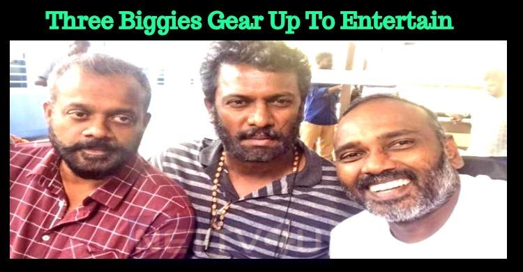 Three Biggies Gear Up To Entertain Audiences With Goli Soda 2!