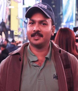 Vipin Murali
