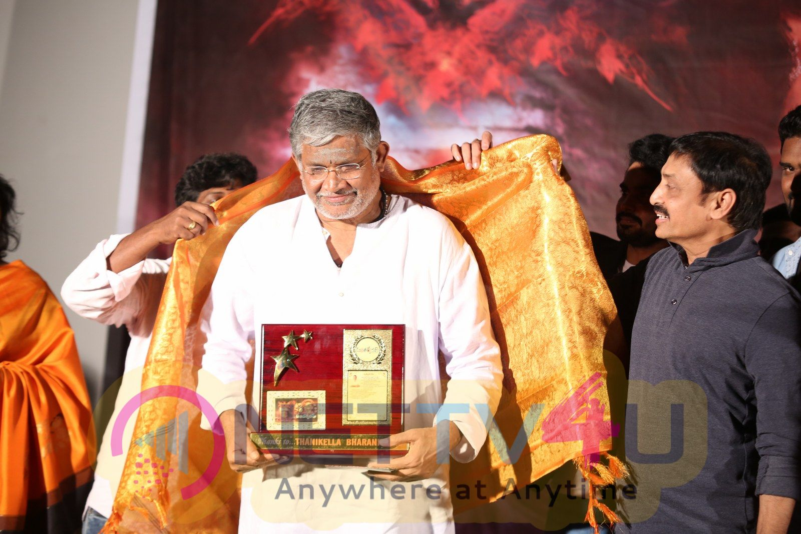Anthravedam Movie Audio Launch Pics