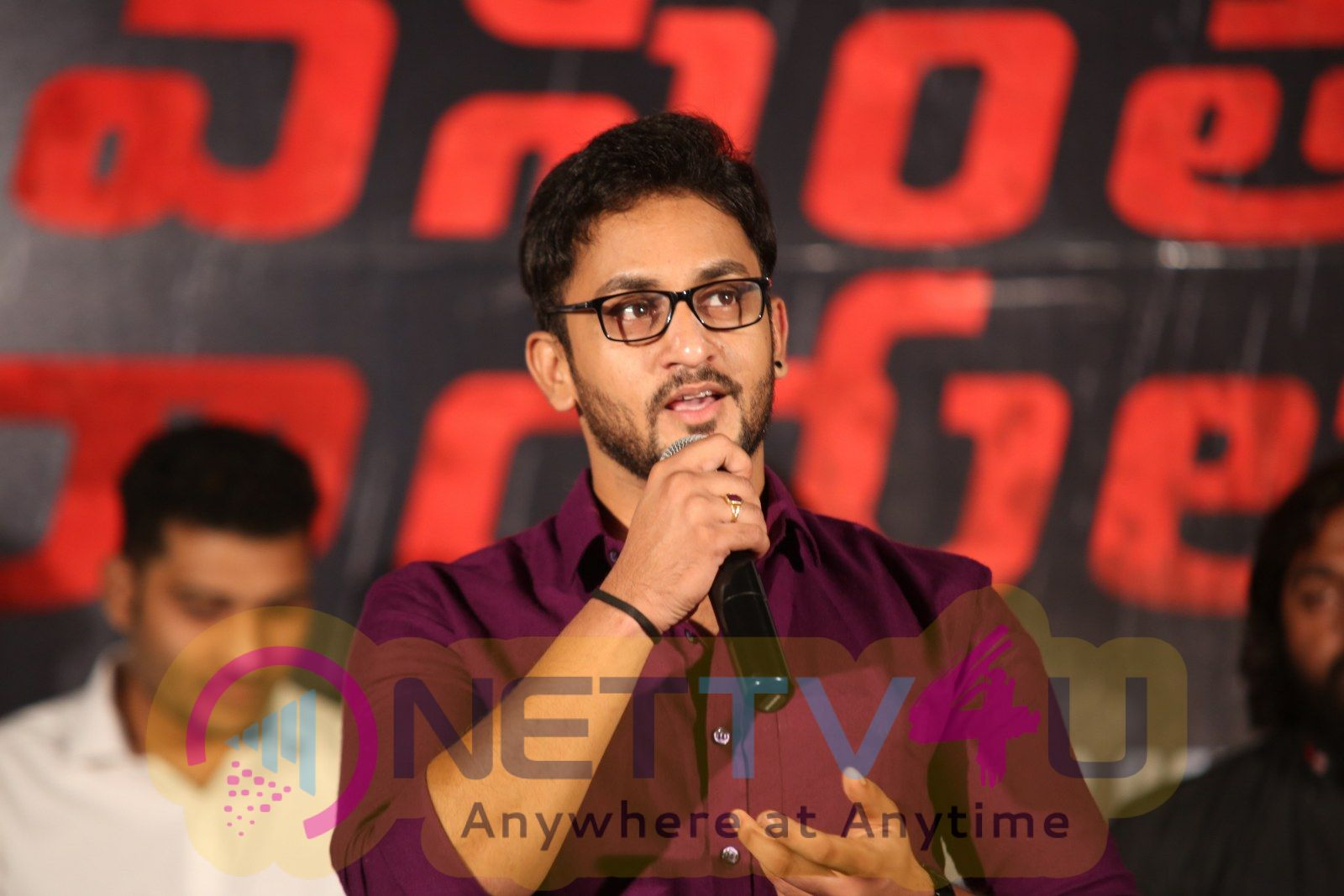 Veera Bhoga Vasantha Rayalu First Look Launch Images  Tamil Gallery