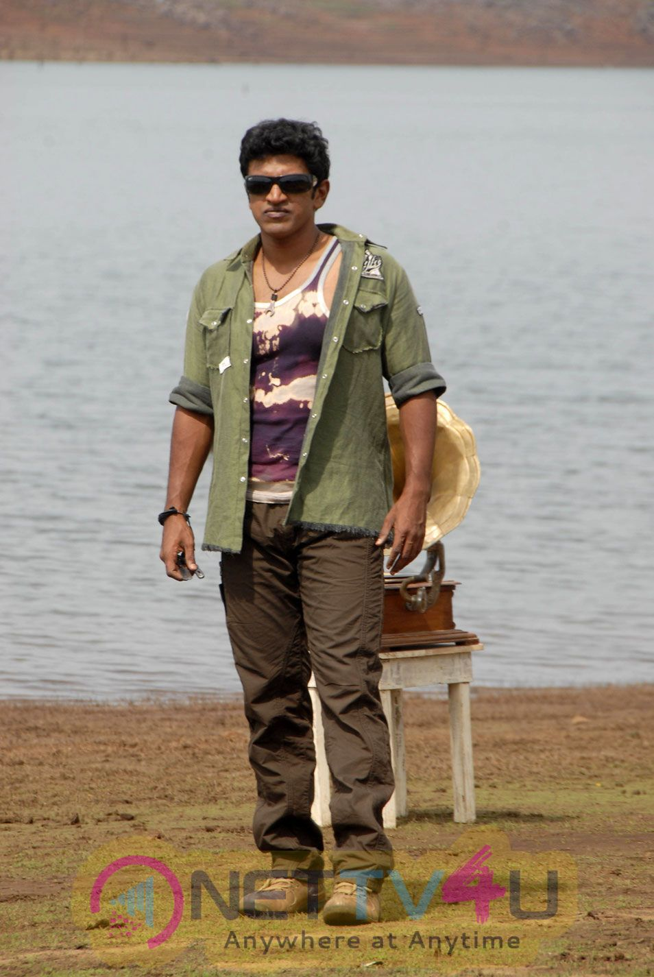 Puneeth Rajkumar's Exclusive Images Kannada Gallery