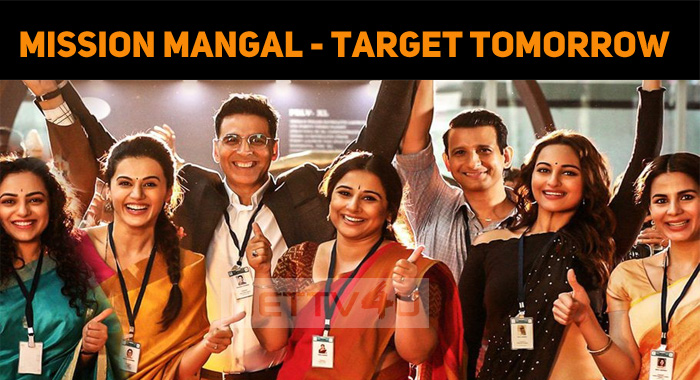 Mission Mangal Character Intro Posters Are Impr..