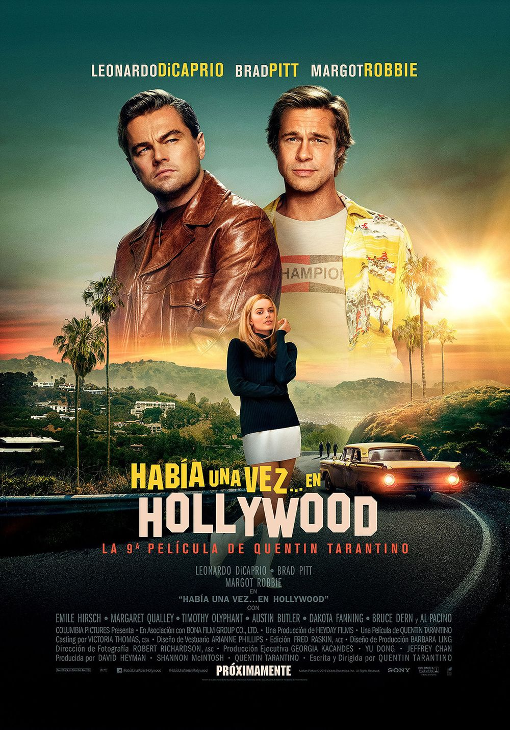 Once Upon A Time In Hollywood Movie Review English Movie Review