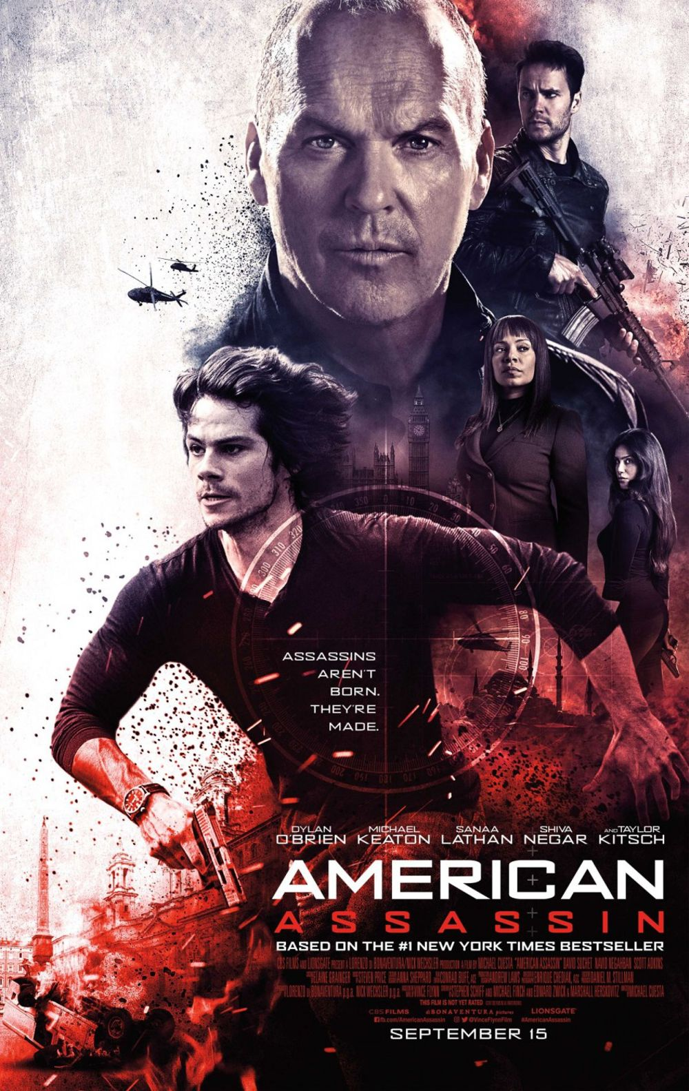 American Assassin Movie Review English Movie Review